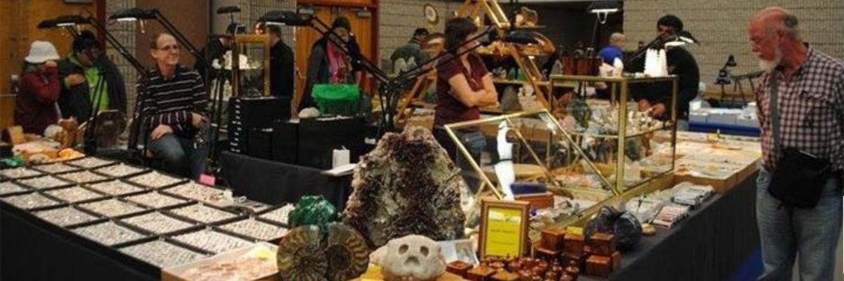 27th Annual Gem, Mineral & Fossil Show, Nov. 17-18 2018 | Northern ...